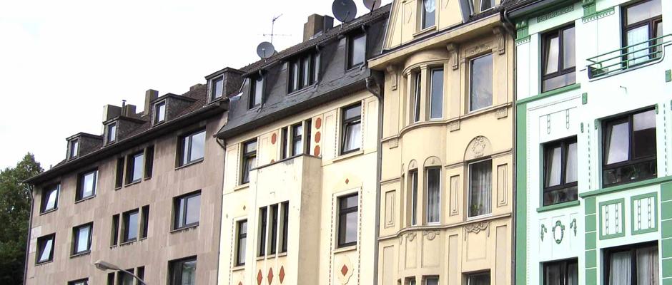 Zur Übersicht der Mietwohnungen in Duisburg-Duissern und Duisburg-Neudorf